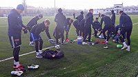 Fotbalisté olomoucké Sigmy zahájili zimní přípravu.