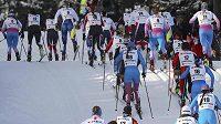 Teprve šestnáctiletá nadějná běžkyně na lyžích Barbora Havlíčková byla dodatečně nominována na mistrovství světa v klasickém lyžování a odletěla do finského Lahti, kde by mohla nastoupit do čtvrteční ženské štafety na 4x5 km.