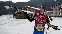 Český běžec na lyžích Lukáš Bauer - archivní foto.