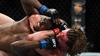 A bylo hotovo. Na galavečeru UFC v Bostonu Brendan Allen ušktil Kevina Hollanda ve druhém kole.
