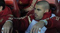 Španělský brankář Victor Valdés, dlouholetá opora Barcelony, má nakročeno do Liverpoolu.