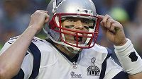 Quarterback Tom Brady dovedl celek New England Patriots k triumfu v Super Bowlu.