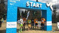 Vltava Run - velká výzva pro velký tým.