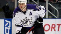 Rob Blake ještě v době, kdy hrál za Los Angeles Kings.