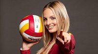 Cindy Marina hraje v zámoří volejbal za tým USC Trojans a nyní se chystá i na prestižní soutěž krásy.
