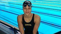 Plavkyně Barbora Seemanová překonala v Taškentu další český rekord.