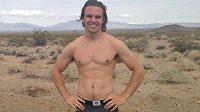 Barclay Oudersluys chce přes USA přeběhnout za 100 dní. Dobrý běh!