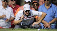 Anglický golfista Justin Rose.