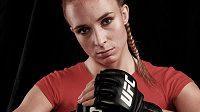 Zrušeno. Lucie Pudilová, která jako jedina Češka zápasila v UFC, nebude v sobotu bojovat na Noci Bojovníků v Dobříši.