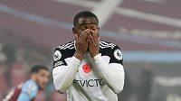 Ademola Lookman si bude neproměněnou penaltu zřejmě ještě dlouho vyčítat...