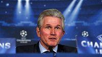 Trenér Bayernu Mnichov Jupp Heynckes