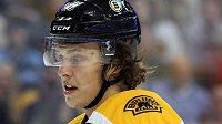 David Pastrňák může zasáhnout už do dnešního zápasu mezi Bruins a Penguins.