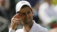 Novak Djokovič se zavedením časového limitu pro podání nesouhlasí.