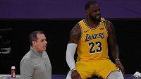 Hvězdný basketbalista LeBron James se prý vzdá startu na OH v Tokiu.