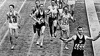 Peter Snell coby olympijský vítěz.