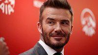 David Beckham dostane Cenu prezidenta Evropské fotbalové unie za rok 2018
