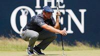 Americký golfista Bryson DeChambeau měl před odletem na olympijské hry pozitivní test na koronavirus a o start v Tokiu přijde.