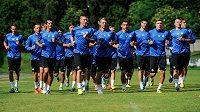 Fotbalisté Liberce se chystají na zápasy druhého předkola Evropské ligy s MFK Košice.