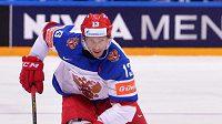 Ruský hokejista Pavel Dacjuk míří do KHL.