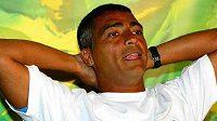 Romário, jeden z nejslavnějších střelců historie fotbalu