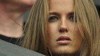 Přítelkyně britského tenisty Andyho Murrayho Kim Searsová