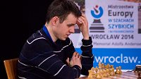 Na evropském šampionátu v roce 2014 ve Vratislavi získal David Navara titul v bleskovém šachu.