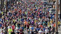 Na startu letošního Scranton Half Marathon ještě nikdo netušil, že dojde k tragédii.