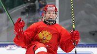 Šestnáctiletý ruský talent Matvej Mičkov