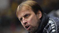 Rostislav Vlach se stal novým koučem hokejistů Zlína.