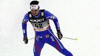 Český lyžař Dušan Kožíšek se objeví na Ski Sprintu.