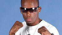 Ronald Dlamini, bývalý bojovník v MMA, který se i po oslepnutí nevzdal svého sportu.