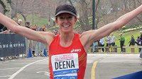 Deena Kastorová zlomila maratónský veteránský rekord USA. (Ilustrační foto).