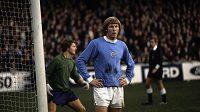 Colin Bell z Manchesteru City na snímku z listopadu 1970.