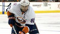 John Tavares z New Yorku Islanders.