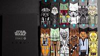 Sportovní ponožky Stance - kolekce Star Wars.