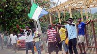 FIFA potrestala Sierru Leone uzavřením stadionu na jeden zápas za nedostatečnou pořadatelskou službu v kvalifikaci MS.