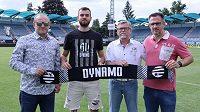 Novou posilou fotbalistů Českých Budějovic se stal slovenský brankář Dávid Šípoš.