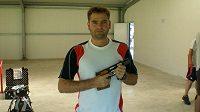 Sportovní střelec Martin Strnad