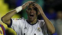 Obránce fotbalistů madridského Realu Pepe.