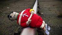 Ronalda hodili na koleje, ale Švédové ho nepřejeli.