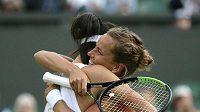 Barbora Strýcová a Sie Šu-wej z Tchaj-wanu triumfovaly ve Wimbledonu