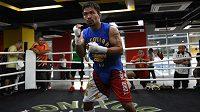 Slavný filipínský boxer Manny Pacquiao.