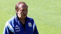Bývalý kouč argentinské reprezentace se nakazil koronavirem