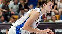 Český basketbalista Jan Veselý za Fenerbahce tentokrát v Evropské lize kvůli zranění nehrál (ilustrační foto)