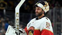 Bývalý brankář Roberto Luongo bude prvním hokejistou, jehož číslo vyřadí z užívání klub NHL Florida Panthers.