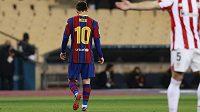 Fotbalový talent Ansu Fati se podle médií podrobil druhé operaci zraněného kolena a možná se už v této sezoně v dresu Barcelony neobjeví.