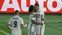 Fotbalový Real Madrid.