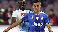 Fotbalista Juventusu Paulo Dybala je jednou z hvězd turínského týmu, nebojí se ale prezentovat i mimofotbalové názory.