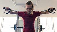 Petra Kvitová se připravuje na novou sezonu.