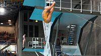 Austrálská skokanka do vody Anabelle Smithová